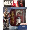 Figuras C3-PO y R2-D2 Star Wars episodio VII the Force Awakens