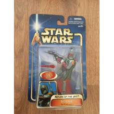 Boba Fett, the pit of CarKoon, Return of the Jedi