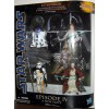 Commemorative figure & mini poster colection Star Wars